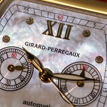 Girard Perregaux Yellow gold Automatic Mother of pearl No numerals 43mm pre-owned Richeville