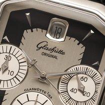Glashütte Original Senator Karrée Steel 45mm No numerals