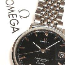Omega (オメガ) シーマスター デビル ステンレス 34mm ブラック 文字盤無し 日本, yokohamasi