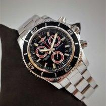 Breitling Superocean Chronograph M2000 new 2017 Quartz Chronograph Watch with original box and original papers A73310A8/BB72