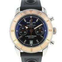 Breitling Superocean Heritage Chronograph Staal 46mm Zwart Nederland, Maastricht