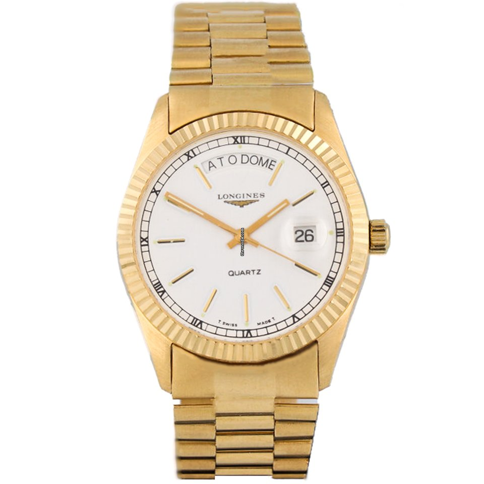 Longines 500 pre-owned