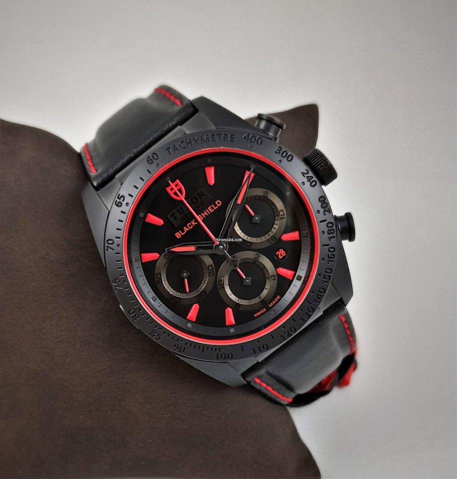 Tudor Fastrider Black Shield 42000CR-0002 nouveau