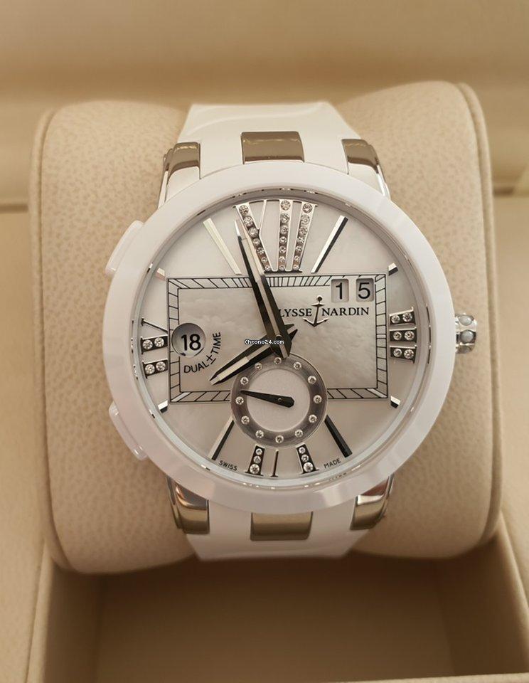 Ulysse Nardin Executive Dual Time Lady 243-10-3/391 2012 używany