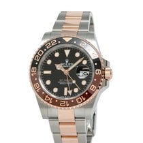 Rolex 126711CHNR Gold/Steel 2021 GMT-Master II 40mm new United States of America, New York, Hartsdale