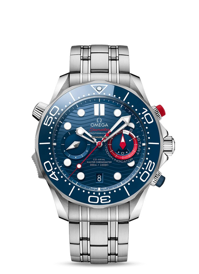 Omega Seamaster Diver 300 M 210.30.44.51.03.002 2021 new
