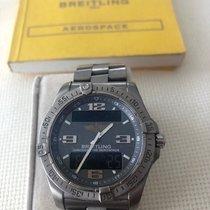 Breitling Aerospace Avantage Titanium 48mm Grey Arabic numerals