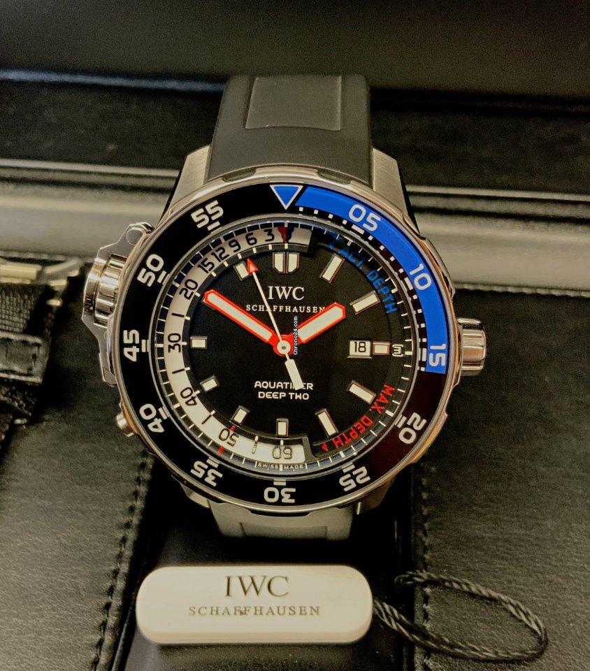 IWC Aquatimer Deep Two IW354702 2011 usados