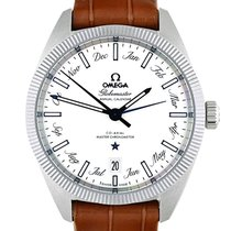 Omega Globemaster new 2021 Automatic Watch with original box and original papers 130.33.41.22.02.001