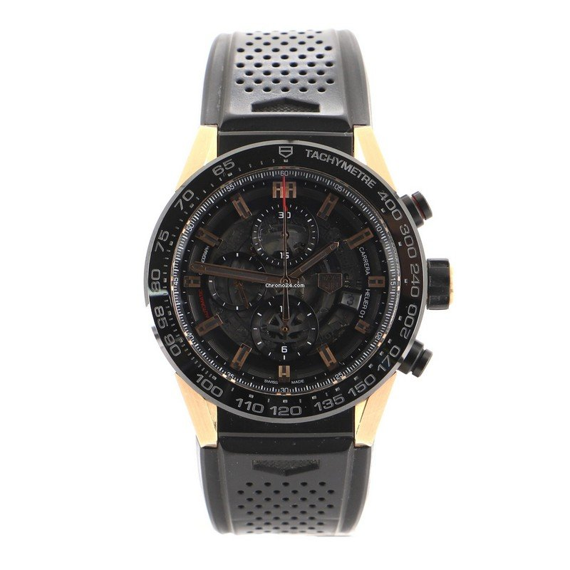 TAG Heuer Carrera Calibre HEUER 01 N/A pre-owned