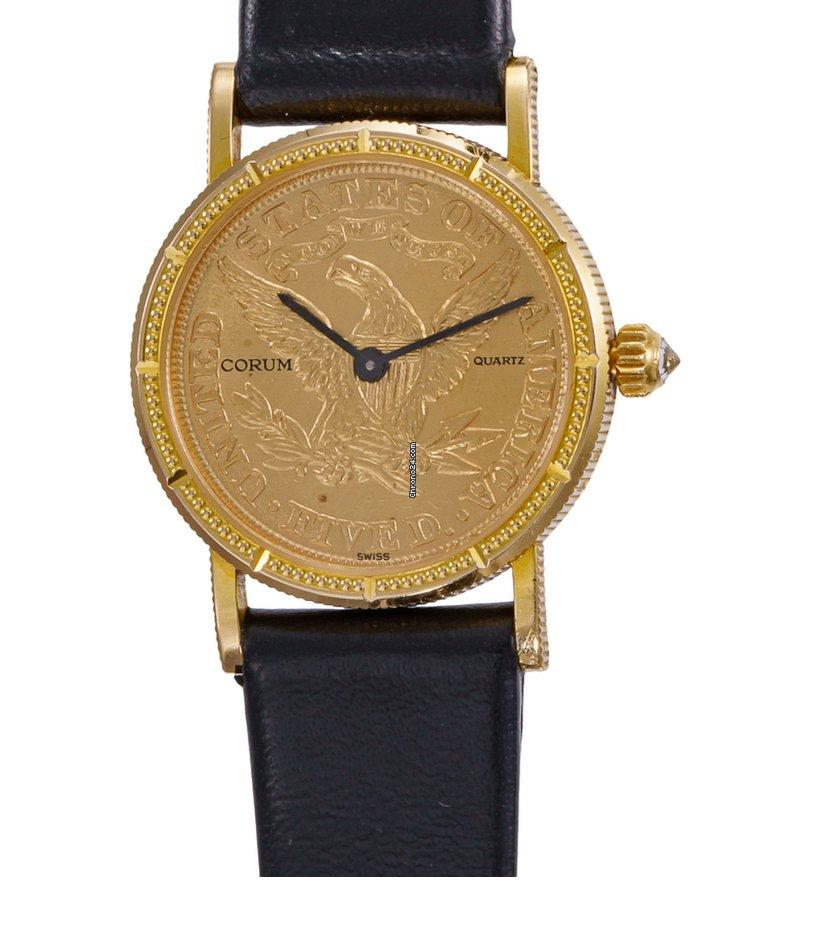 昆仑 Coin Watch 1980 二手