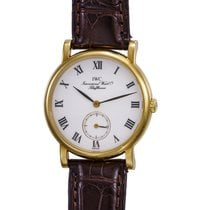 IWC iwc Yellow gold 2000 pre-owned