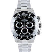 Rolex Daytona Steel 40mm Black