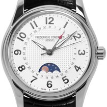 Frederique Constant Runabout Moonphase Steel 42mm