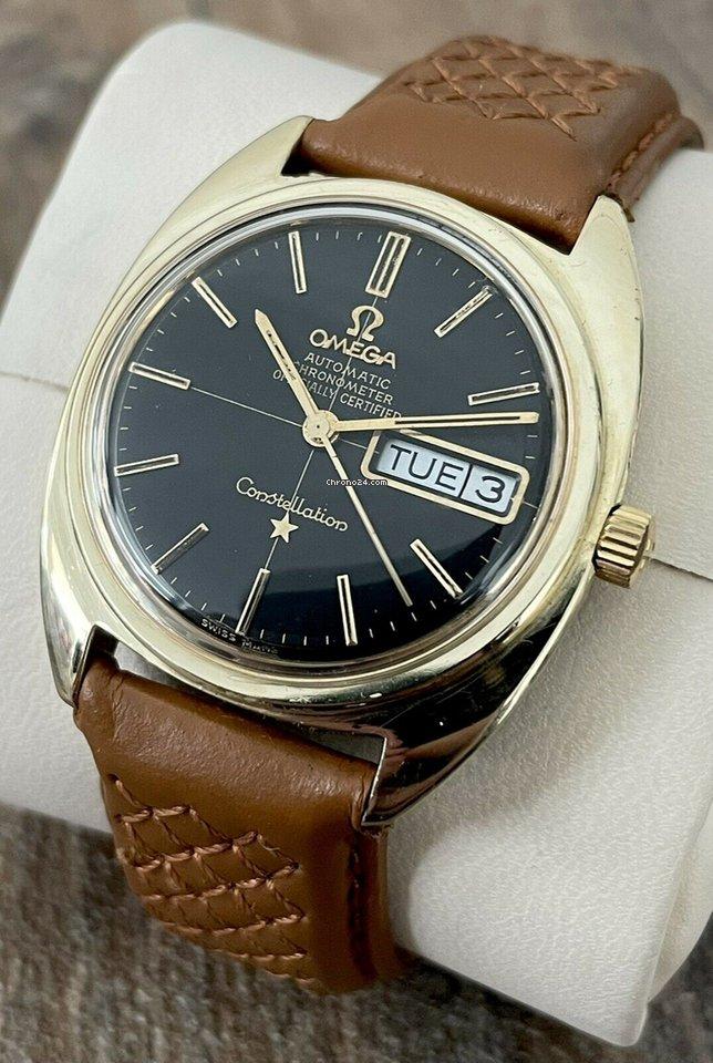 Omega Constellation 27636 1968 tweedehands