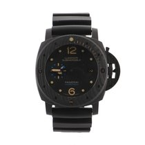 Panerai N/A Carbon 47mm pre-owned United States of America, New York, New York