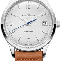 Jaeger-LeCoultre Steel 40mm Automatic Q4018420 new