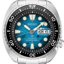 Seiko Prospex Steel 45mm Blue United States of America, Connecticut, Colchester