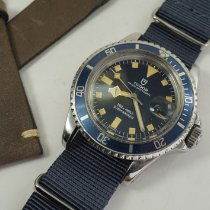 Tudor Submariner Steel 40mm Blue No numerals United States of America, Texas, Houston