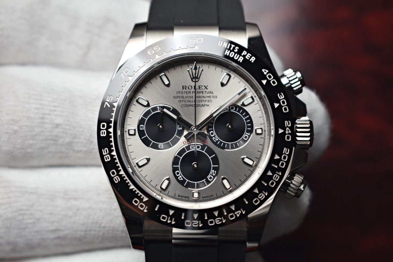 Rolex Daytona 116519LN 2021 new