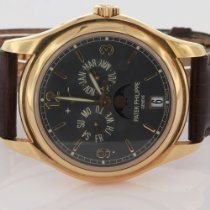 Patek Philippe Yellow gold 39mm Automatic 5146J-010 pre-owned
