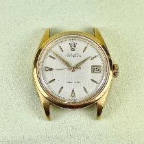 Rolex Oyster Precision Gold/Steel 34mm White No numerals United States of America, California, Pleasanton
