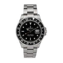 Rolex GMT-Master II Steel 40mm Black No numerals United States of America, Pennsylvania, Bala Cynwyd