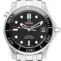 Omega Seamaster Diver 300 M Acero 36mm Negro