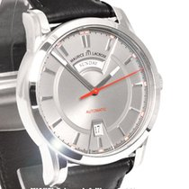 Maurice Lacroix Pontos Day Date 40mm Silber