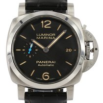 Panerai Steel 42mm Automatic PAM 01392 pre-owned New Zealand, Auckland