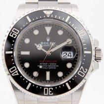 Rolex Sea-Dweller Zeljezo 43mm Crn