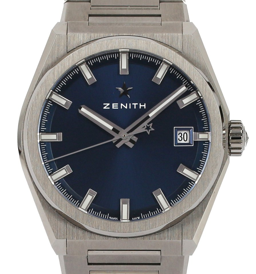 Zenith Defy 95.9000.670/51.M9000 2018 pre-owned