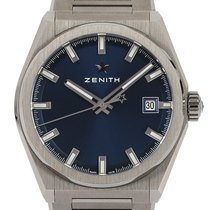 Zenith Titanium 41mm Automatic 95.9000.670/51.M9000 pre-owned New Zealand, Auckland