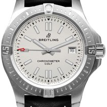 Breitling Chronomat Colt new Automatic Watch with original box A1731310-G837-428X