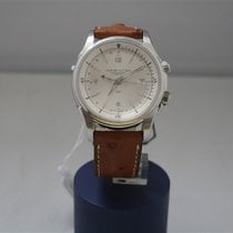 Hamilton Jazzmaster Traveler new 2021 Automatic Watch with original box and original papers H32625555