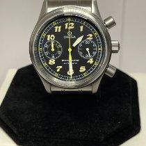Omega Dynamic Chronograph Steel 38mm Black Arabic numerals United Kingdom, LE7 9HG