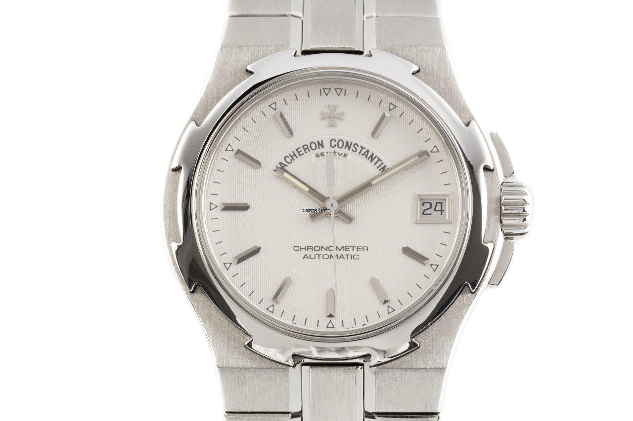 Vacheron Constantin Overseas 42050/423A 1997 pre-owned