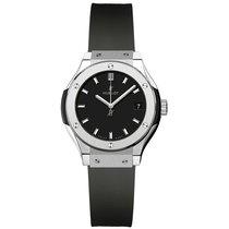 Hublot Classic Fusion Quartz new Quartz Watch with original box and original papers 581.NX.1171.RX.1104