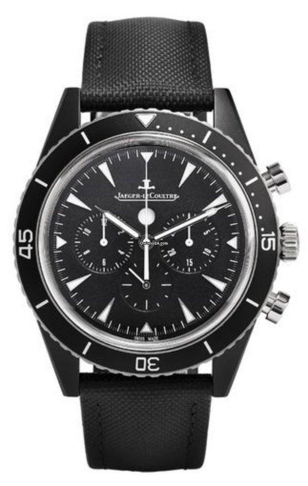 Jaeger-LeCoultre Deep Sea Chronograph Q208A570 2020 new