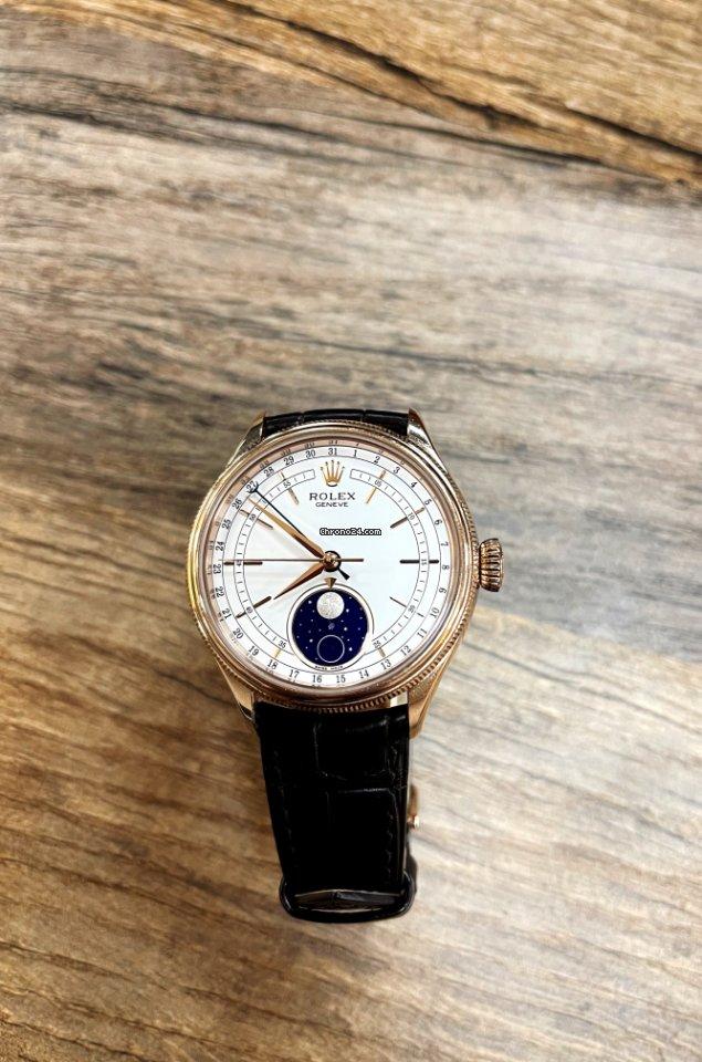 Rolex Cellini Moonphase 50535 2019 новые
