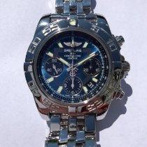 Breitling Chronomat 41 Stahl 41mm Blau Deutschland, Mitterteich