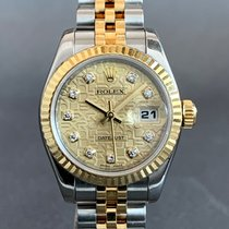Rolex Lady-Datejust Steel 26mm Champagne No numerals United States of America, Tennesse, Nashville