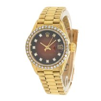 Rolex Lady-Datejust Yellow gold 26mm Red United States of America, Virginia, Vienna