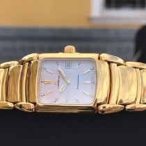 Lorenz new Quartz Central seconds Luminous hands Screw-Down Crown Only Original Parts Luminous indices 24mm Steel Sapphire crystal