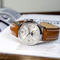 Montblanc Heritage Chronométrie 112538 Muy bueno Acero 40,5mm Automático
