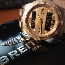 Breitling Aerospace Avantage Titanium 42mm Black Arabic numerals United States of America, Virginia, NEWPORT NEWS