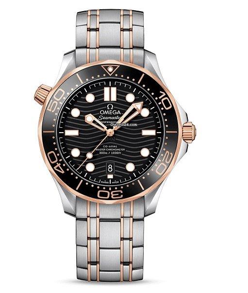 Omega Seamaster Diver 300 M 210.20.42.20.01.001 2021 new