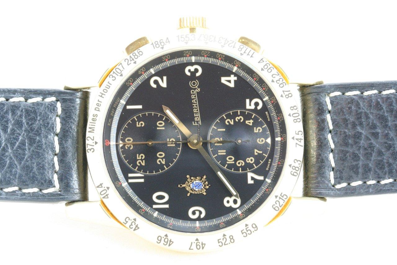 Eberhard & Co. Tazio Nuvolari 30047 pre-owned