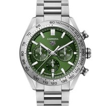 TAG Heuer Steel 44mm Automatic CBN2A10.BA0643 new