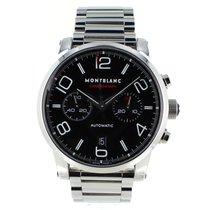 Montblanc 7069 Steel Timewalker 43mm pre-owned United States of America, Florida, HOLLYWOOD